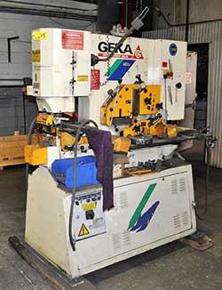 Geka machine