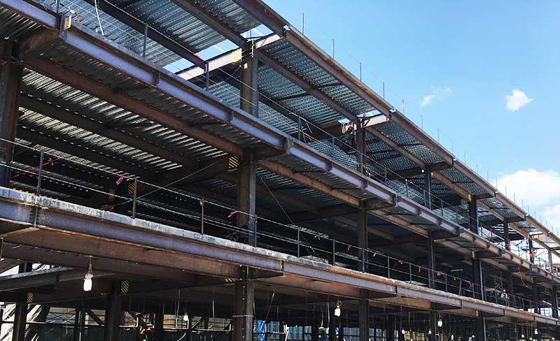San Ysidro Steelwork